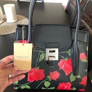 Michael Kors collection satchel